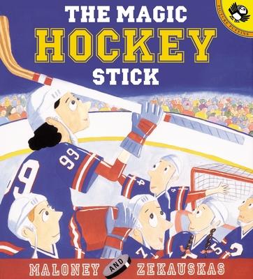 The Magic Hockey Stick - Maloney, Peter