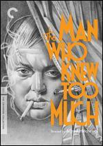 The Man Who Knew Too Much [Criterion Collection]