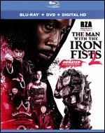 The Man with the Iron Fists 2 [2 Discs] [Blu-ray/DVD]