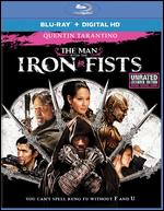 The Man with the Iron Fists [Includes Digital Copy] [UltraViolet] [Extended Edition] [Blu-ray] - RZA