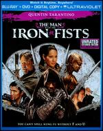 The Man with the Iron Fists [Unrated] [2 Discs] [Blu-ray/DVD] - RZA