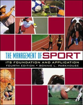 The Management of Sport: Its Foundation and Application with Powerweb Bind-In Card - Parkhouse, Bonnie L