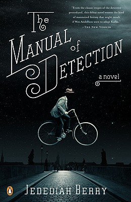 The Manual of Detection - Berry, Jedediah
