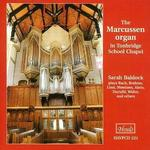The Marcussen Organ In Tonbridge School Chapel