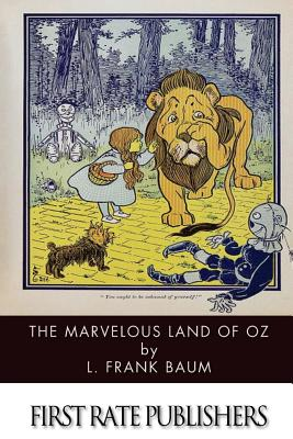 The Marvelous Land of Oz - Baum, L Frank