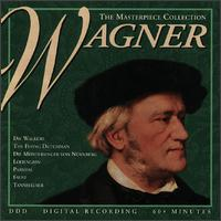 The Masterpiece Collection: Richard Wagner - Consortium Musicum Ljubljana; Philharmonia Slavonica; Budapest State Opera Orchestra & Chorus (choir, chorus)