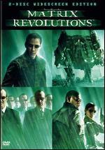 The Matrix Revolutions [2 Discs] [With Terminator 4 Movie Cash]