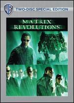 The Matrix Revolutions [2 Discs] - Andy Wachowski; Larry Wachowski
