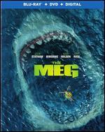 The Meg [Includes Digital Copy] [Blu-ray/DVD] - Jon Turteltaub