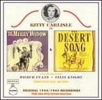 The Merry Widow/The Desert Song [1944 Studio Casts]