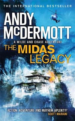The Midas Legacy (Wilde/Chase 12) - McDermott, Andy