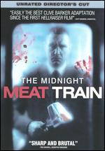 The Midnight Meat Train [Unrated] [Director's Cut] - Ryuhei Kitamura