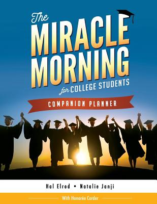 the miracle morning for college students companion planner book by