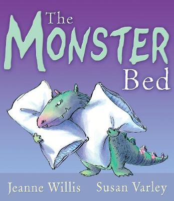 The Monster Bed - Willis, Jeanne