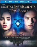 The Mortal Instruments: City of Bones [2 Discs] [Includes Digital Copy] [UltraViolet] [Blu-ray/DVD]