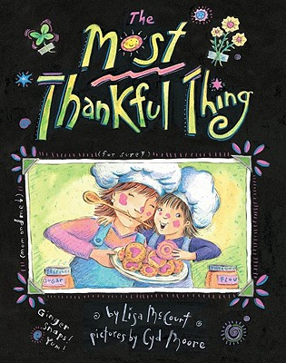 The Most Thankful Thing - McCourt, Lisa