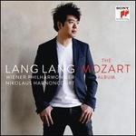 The Mozart Album - Lang Lang (candenza); Lang Lang (piano); Lili Kraus (candenza); Wolfgang Amadeus Mozart (candenza); Wiener Philharmoniker;...
