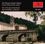 The Mozart Family Album