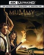 The Mummy [4K Ultra HD Blu-ray]
