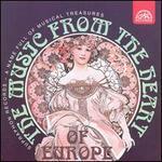 The Music from the Heart of Europe - Dagmar Pecková (mezzo-soprano); Eva Urbanova (soprano); Ivan Kusnjer (baritone); Jiri Barta (cello); Jiri Hlavac (clarinet);...