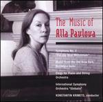 The Music of Alla Pavlova
