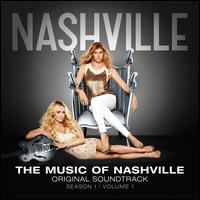 The Music of Nashville: Season 1, Vol. 1 - Nashville Cast