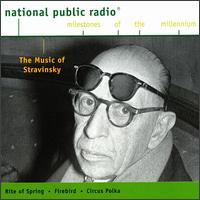 The Music of Stravinsky - Judith Raskin (soprano); Philippe Entremont (piano); Gregg Smith Singers (choir, chorus);...