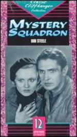 The Mystery Squadron [Blu-ray]