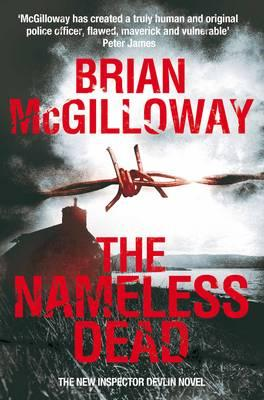 The Nameless Dead - McGilloway, Brian