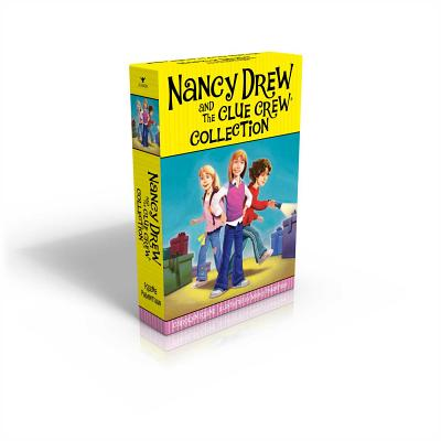 The Nancy Drew and the Clue Crew Collection: Sleepover Sleuths; Scream for Ice Cream; Pony Problems; The Cinderella Ballet Mystery; Case of the Sneaky Snowman - Keene, Carolyn