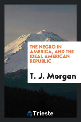 The Negro in America, and the Ideal American Republic - Morgan, T J