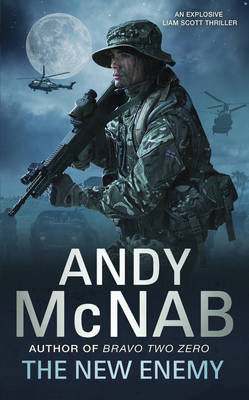 The New Enemy - McNab, Andy