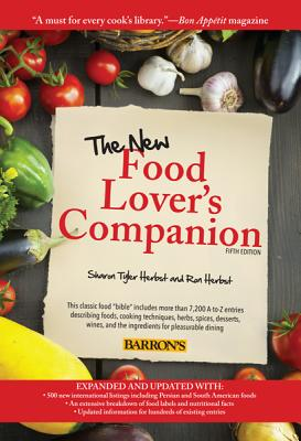 The New Food Lover's Companion - Herbst, Sharon Tyler, and Herbst, Ron
