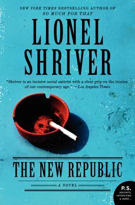 The New Republic - Shriver, Lionel