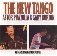 The New Tango - Astor Piazzolla with Gary Burton