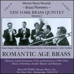 The New York Brass Quintet, Vol. 2: Romantic Age Brass