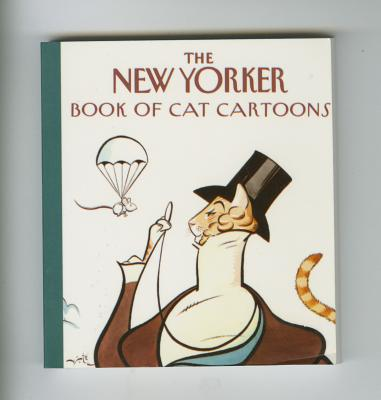 """The New Yorker"" Book of Cat Cartoons - New Yorker"