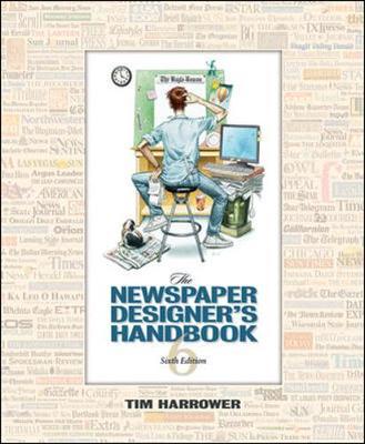 The Newspaper Designer's Handbook - Harrower, Tim