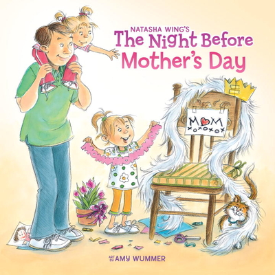 The Night Before Mother's Day - Wing, Natasha