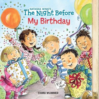 The Night Before My Birthday - Wing, Natasha