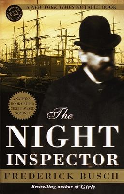 The Night Inspector - Busch, Frederick