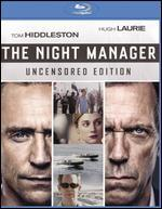The Night Manager [Includes Digital Copy] [UltraViolet] [Blu-ray] [2 Discs]