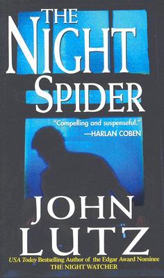 The Night Spider - Lutz, John, Professor