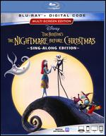 The Nightmare Before Christmas [25th Anniversary Edition] [Includes Digital Copy] [Blu-ray] - Henry Selick