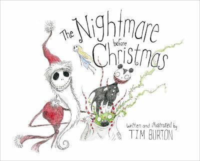 The Nightmare Before Christmas - Burton, Tim