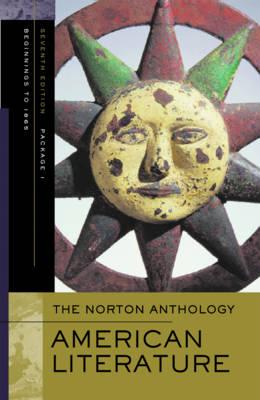 The Norton Anthology of American Literature - Baym, Nina (Editor)