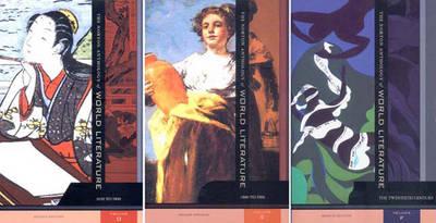 The Norton Anthology of World Literature: Volumes D, E, F - W W Norton & Company (Creator)
