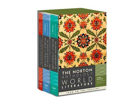 The Norton Anthology of World Literature - Puchner, Martin (Editor)