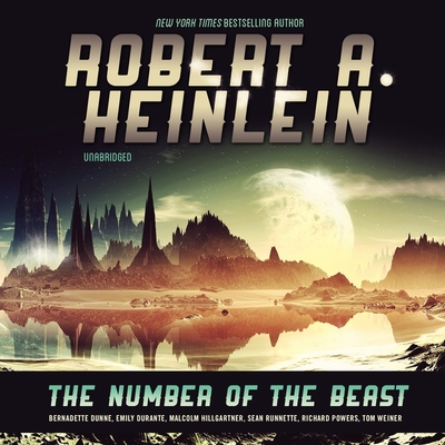 The Number of the Beast - Heinlein, Robert A, and To Be Announced (Read by)