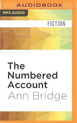 The Numbered Account - Bridge, Ann